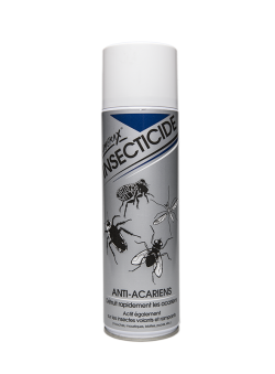 Aérosol Insecticide Anti-acariens